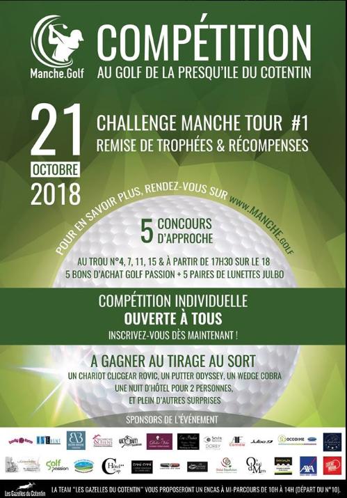 Challenge Manche Tour