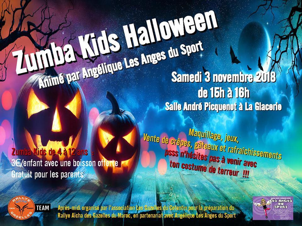 Zumba kids Halloween