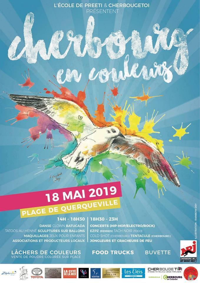 Cherbourg en Couleurs